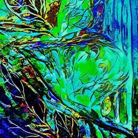 Unfolding by Mindy Newman