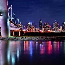 Unique Vantage Dallas Image by Frozen in Time Fine Art Photography