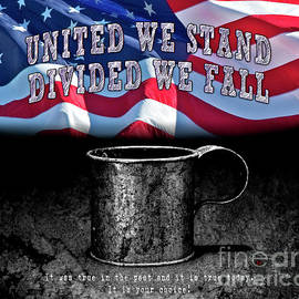 United We Stand Divided We Fall by John Stephens