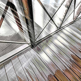 Urban Abstract 1178 by Don Zawadiwsky