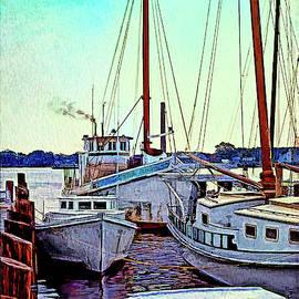 Urbanna Buyboat by George Moore