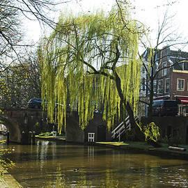 Utrecht in spring by Juergen Hess