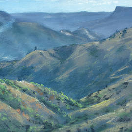 Valley of 1000 Hills by Christopher Reid
