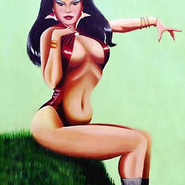 Vampirella by Brian Wallace