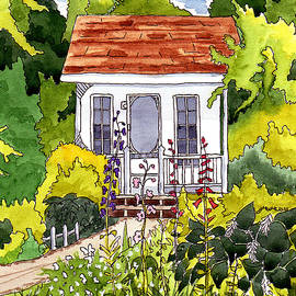 Vancouver Cottage by Margaret Bucklew