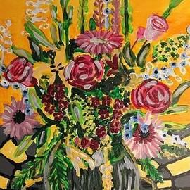 Vase of Flowers by Timothy Michael Foley