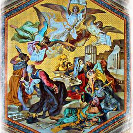 Vatican Art III by Al Bourassa