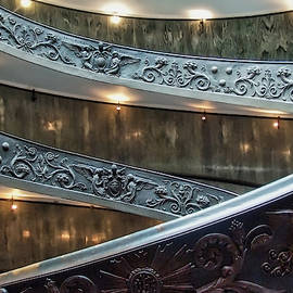 Vatican Siral Staircase by Robert Murray