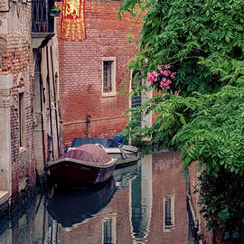 Venetian Canal by Andrew Cottrill