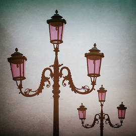 Venetian Lamps by Dave Bowman