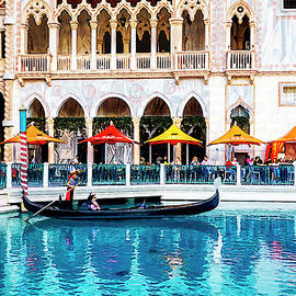 Venetian Las Vegas by Tatiana Travelways