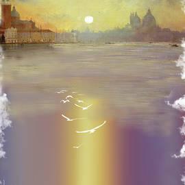 Venice Cost   by Boghrat Sadeghan