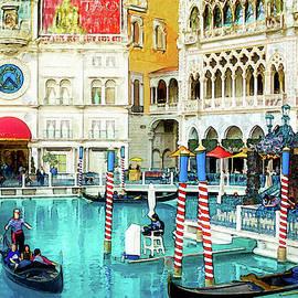 Venice in Las Vegas by Tatiana Travelways