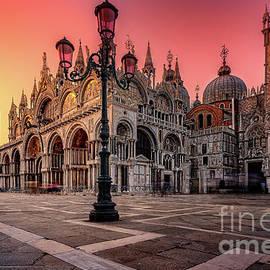 Venice St Mark's Basilica by The P