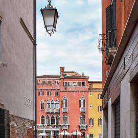 Venice Street by Arina Anoschenko