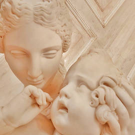 Venus and Cupid. by Andy i - Za