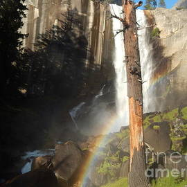 Vernal Falls Yosemite by Chris Tarpening