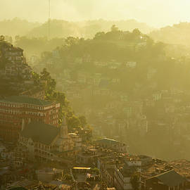 Vertical CIty, Aizawl by Balaji Srinivasan