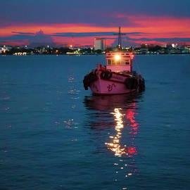 Via Sunset by Oleg Ver