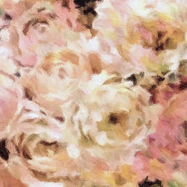 Victorian Rose Blossoms by Susan Maxwell Schmidt