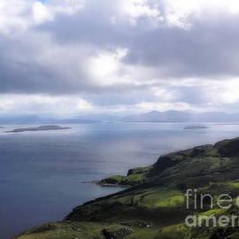 View from Dun Caan, Raasay 1 by Paul Boizot