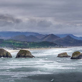 View from Ecola III by David Patterson