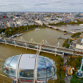 View from the Eye. by Joe Vella