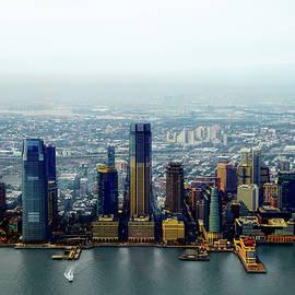 View of Manhattan by Terry Davis