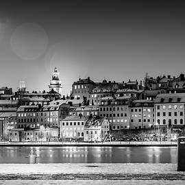 View of Stockholm by Nicklas Gustafsson