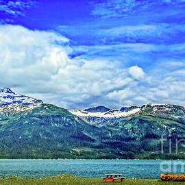 Viewing Portage Bay by Robert Bales
