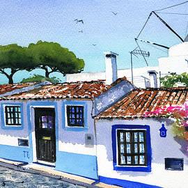 Village in Portugal by Dora Hathazi Mendes