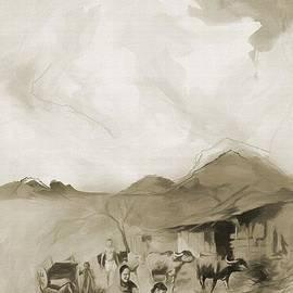 Village llife 661 by Gull G