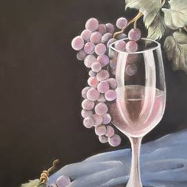 Vineyard Delight by Denise Theobald