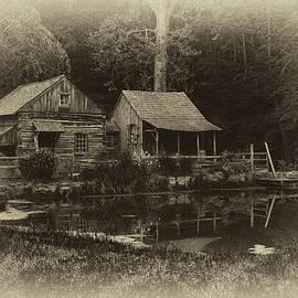 Vintage Cuttalossa Farm by Denise Harty