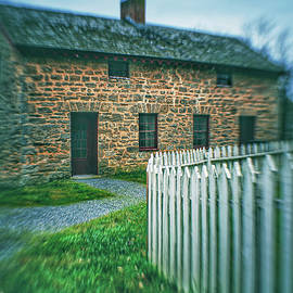 Vintage Hampton Farm by Kathi Isserman
