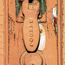 Vintage Knob ... by Judy Foote-Belleci