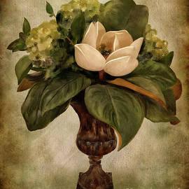 Vintage Magnolia by Lois Bryan