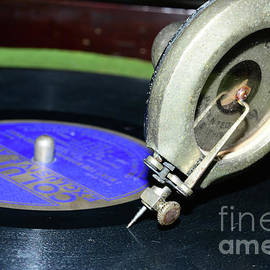 Vintage Record Player by Paul Ward
