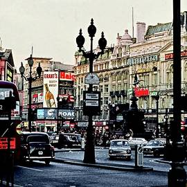 Vintage  Sixties London  by Ira Shander