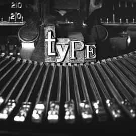 Vintage Type by Tom Mc Nemar