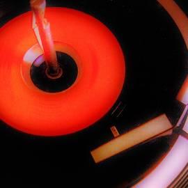 Vintage Vinyl Record Player 2 by Elizabeth Pennington