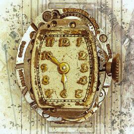 Vintage Watch by Anthony Ellis