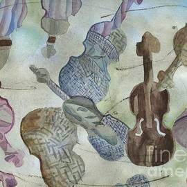 Violins No Strings by L A Feldstein