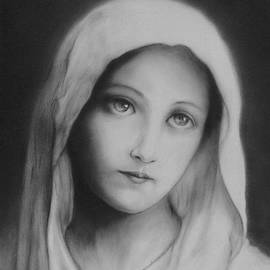 Virgin Mary by Ust Art