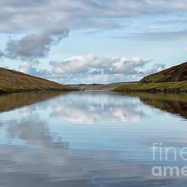 Voe Shetland by Lynn Bolt
