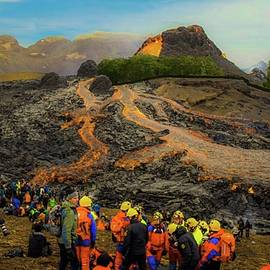Volcanic Rescue by Teresa Trotter