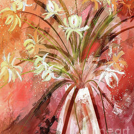 Volcano Flowers  by Lois Bryan