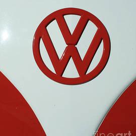 Volkswagen Van by Tony Baca