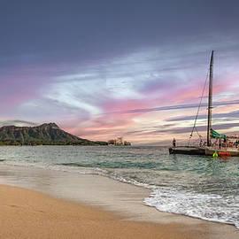 Wonderful Waikiki by Joy McAdams