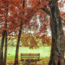 Waiting for Autumn by Debra and Dave Vanderlaan